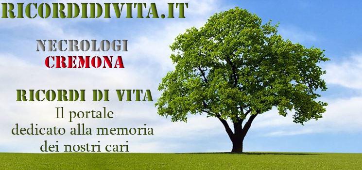 necrologie Cremona