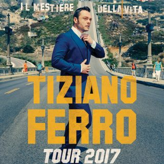 Tiziano Ferro a Messina 2017