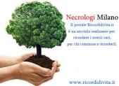Necrologie Milano