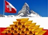 oro in svizzera da italia