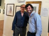 Matteo Fieno e Vittorio Sgarbi