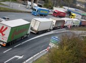 Nuovi stop camion Brennero