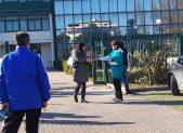 Volontari a Porto Sant'Elpidio