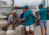 Volontari Dico No alla droga a Senigallia