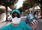 Volontario Mondo libero dalla droga a Porto San Giorgio