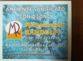 Sanificazione con ozono TRATTAMENTOANTITARLO.NET