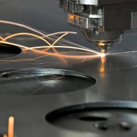 laser industriali