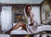 01-Ritratto di donna che sogna - DARIO LUSTRO BARSOTTI