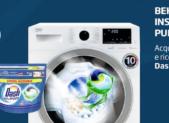 Beko_Promo Beko SteamCure - Dash All in 1 Pods