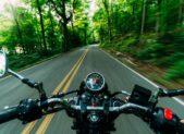 guanti per la moto