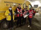 Volontari di Scientology in soccorso alla Croazia